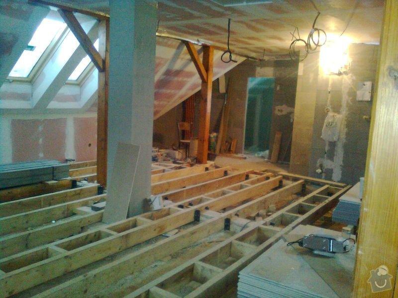 Půdní vestavba,realizace koupelny, oprava fasády na RD.: mix_5.11.2010_028
