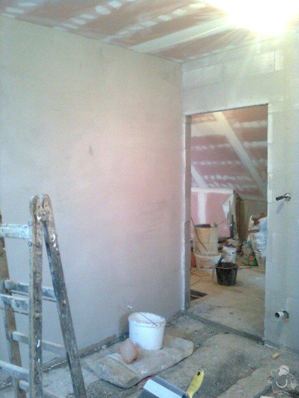 Půdní vestavba,realizace koupelny, oprava fasády na RD.: mix_5.11.2010_060
