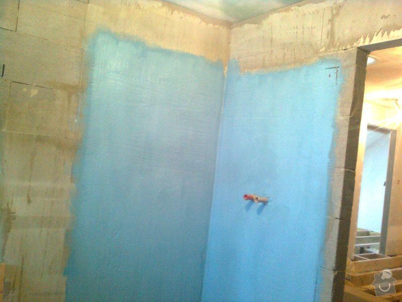 Půdní vestavba,realizace koupelny, oprava fasády na RD.: mix_5.11.2010_081