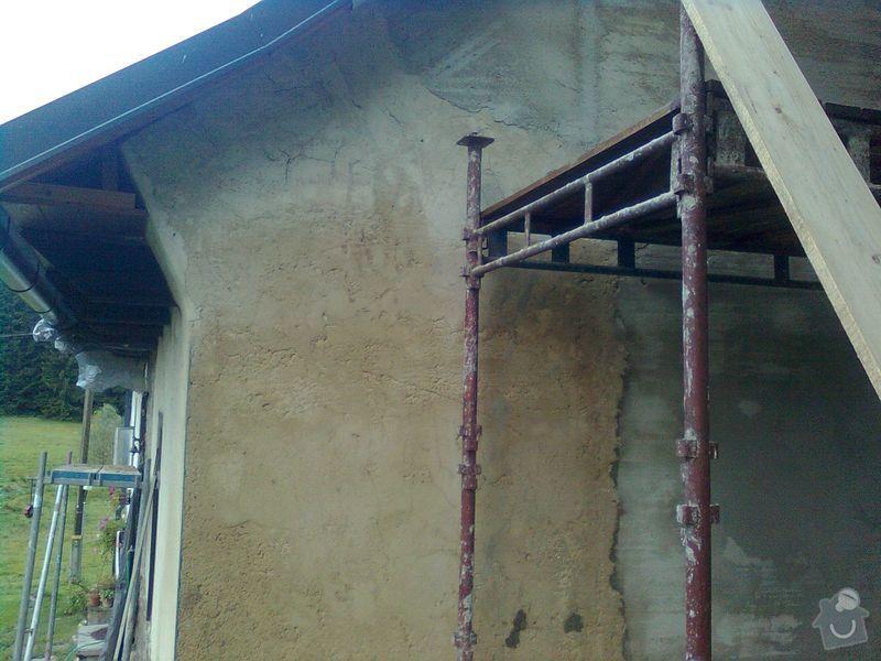 Půdní vestavba,realizace koupelny, oprava fasády na RD.: mix_5.11.2010_148