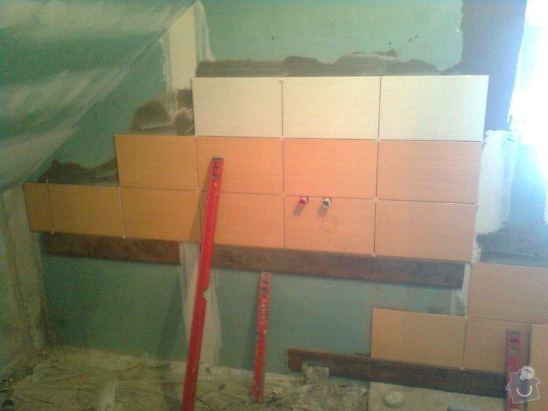 Půdní vestavba,realizace koupelny, oprava fasády na RD.: mix_5.11.2010_077