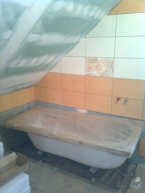 Půdní vestavba,realizace koupelny, oprava fasády na RD.: mix_5.11.2010_095