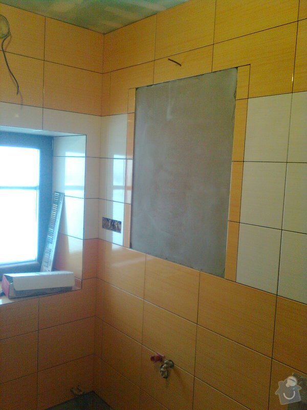 Půdní vestavba,realizace koupelny, oprava fasády na RD.: mix_5.11.2010_097