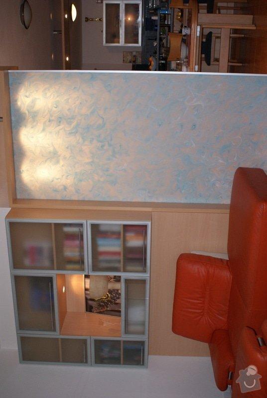 Navázání obývacího pokoje na stávající kuchyň: DSC02311