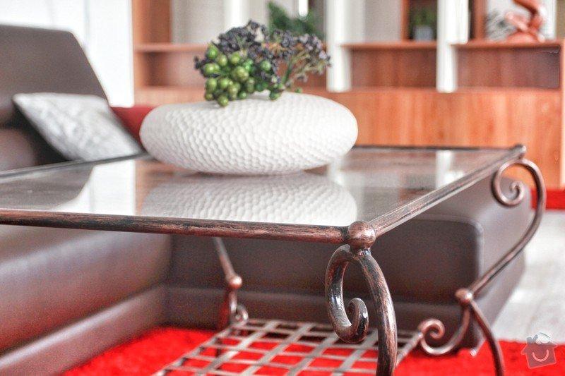 Návrh a realizace obývacího pokoje + home office: 1