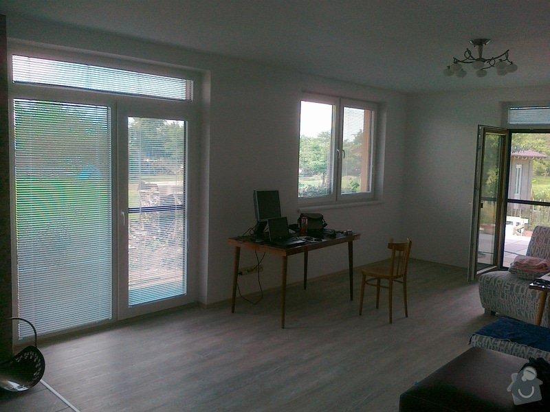 Návrh a realizace obývacího pokoje + home office: 028