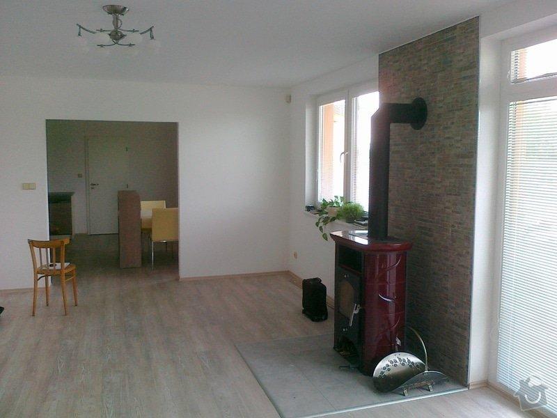 Návrh a realizace obývacího pokoje + home office: 030