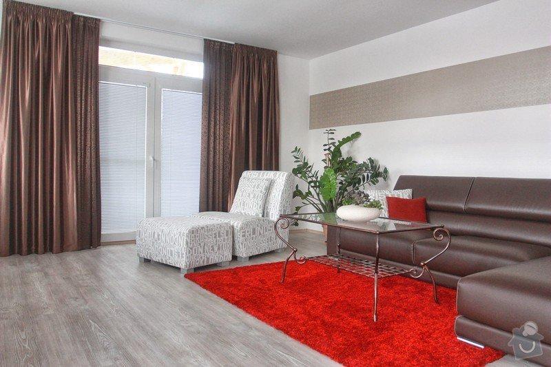 Návrh a realizace obývacího pokoje + home office: 5