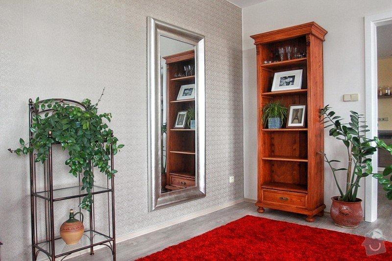 Návrh a realizace obývacího pokoje + home office: 6