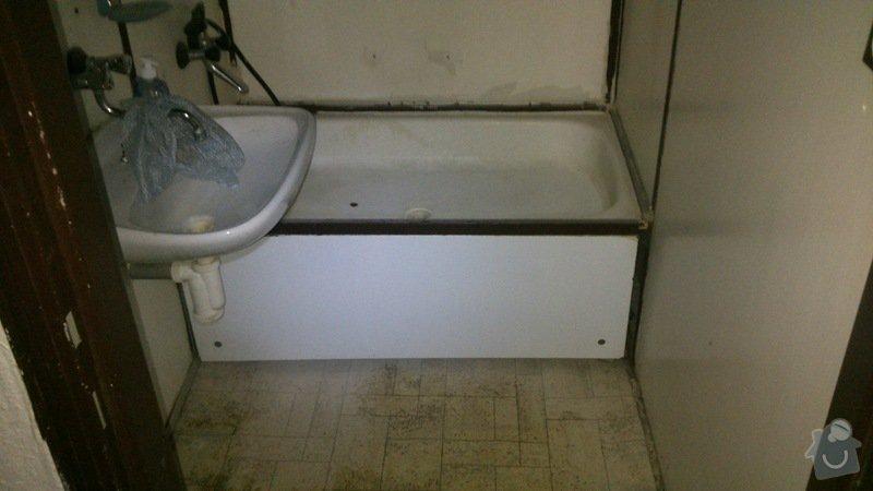 Rekonstrukce umakartového jádra v bytě 2+kk: DSC_0050