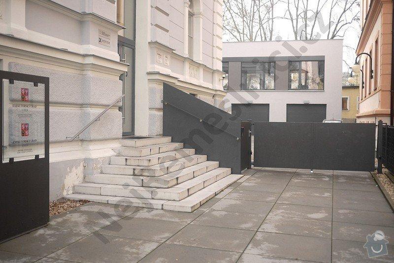 Posuvná a křídlová brána, branka, oplocení: VN01