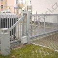 Posuvna a kridlova brana branka oploceni vn03