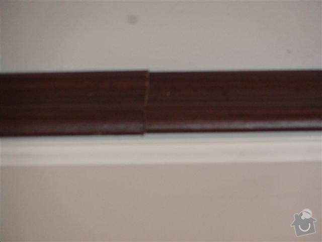 Stropní podhled folie: DSC02657