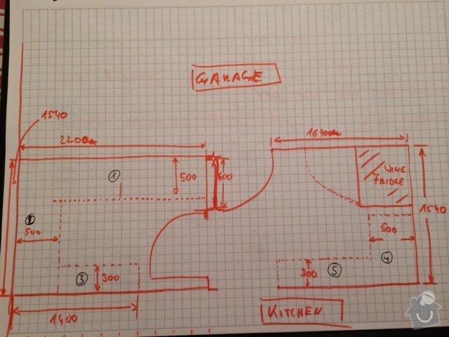 Výroba úložného prostoru - spížky: image-1