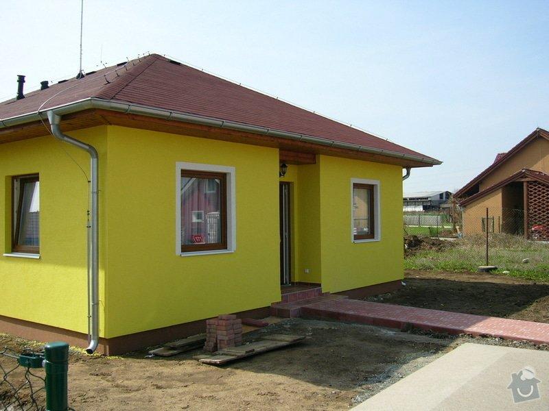 Novostavba rodinného domu : P1120013