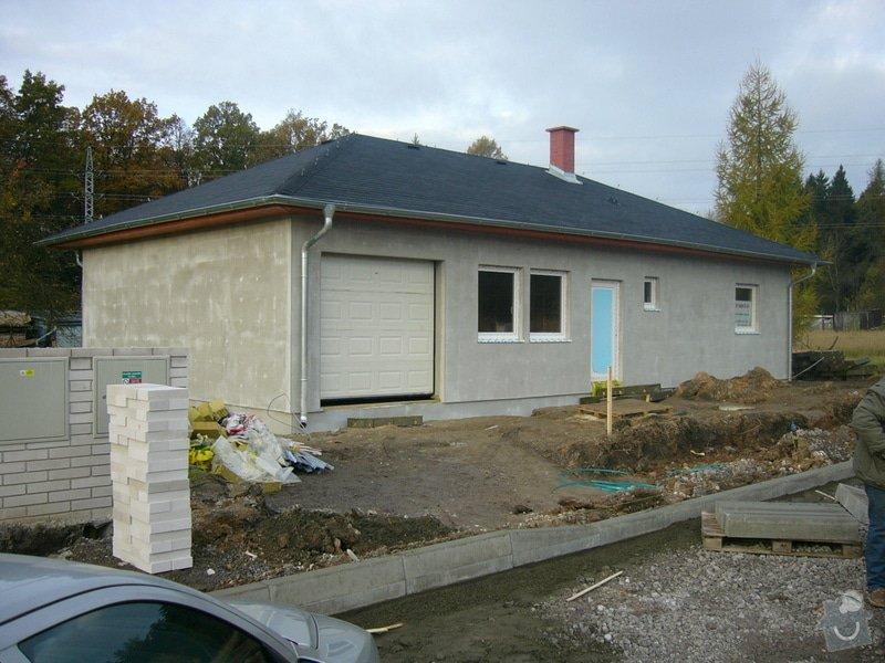 Novostavba rodinného domu : P1100352