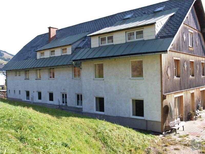 Zateplení fasády: PA273017