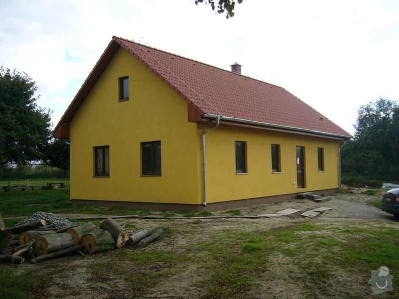 Novostavba rodinného domu : P1120669