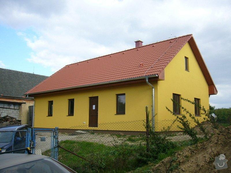 Novostavba rodinného domu : P1120671