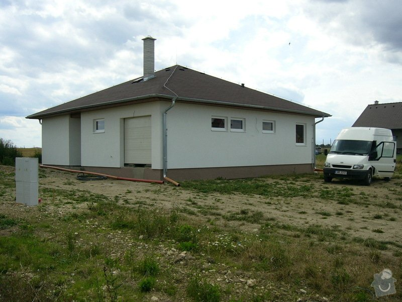 Novostavba rodinného domu : P1110656