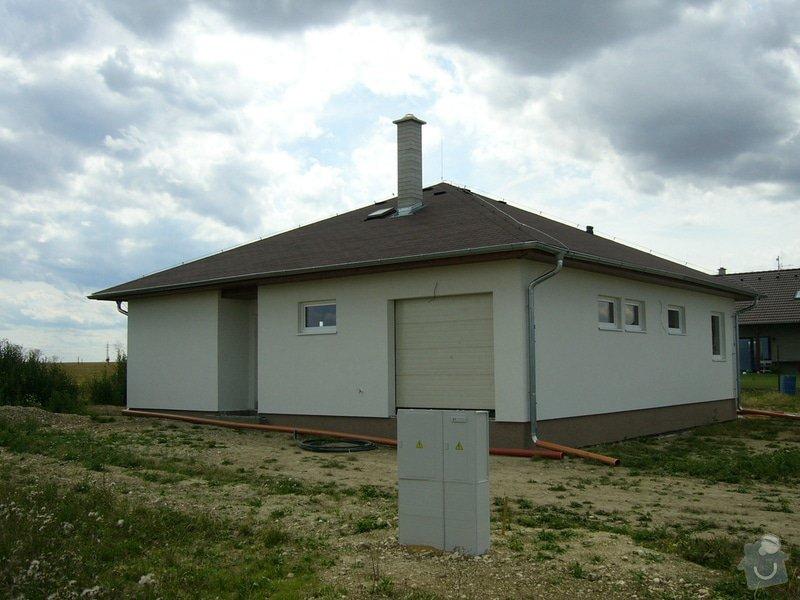 Novostavba rodinného domu : P1110658