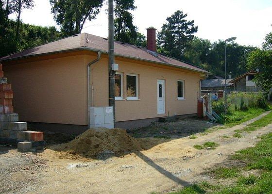 Novostavba rodinného domu