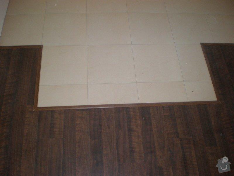 Pokládka plovoucích podlah vč montáže interiérových dveří: Snimek_3751