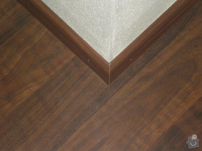 Pokládka plovoucích podlah vč montáže interiérových dveří: Snimek_3753