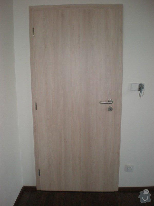 Pokládka plovoucích podlah vč montáže interiérových dveří: Snimek_3714