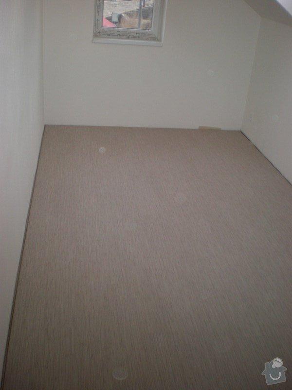 Pokládka plovoucích podlah vč montáže interiérových dveří: Snimek_3824