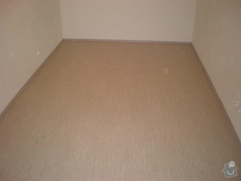 Pokládka plovoucích podlah vč montáže interiérových dveří: Snimek_3838