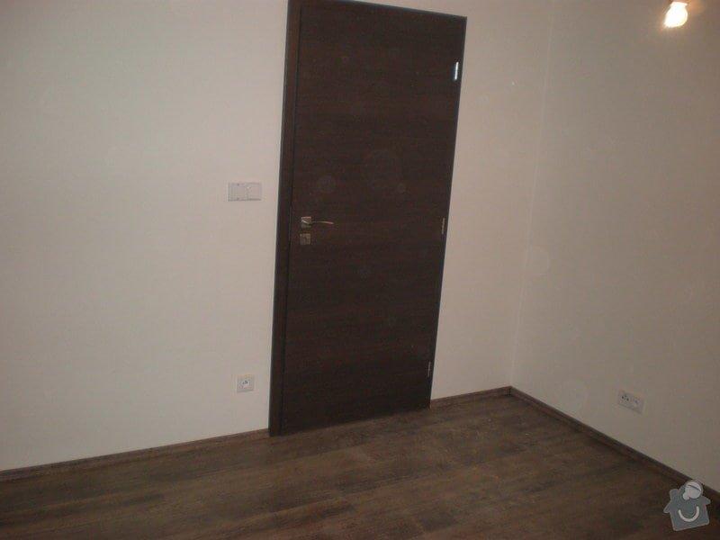 Pokládka plovoucích podlah vč montáže interiérových dveří: Snimek_3836