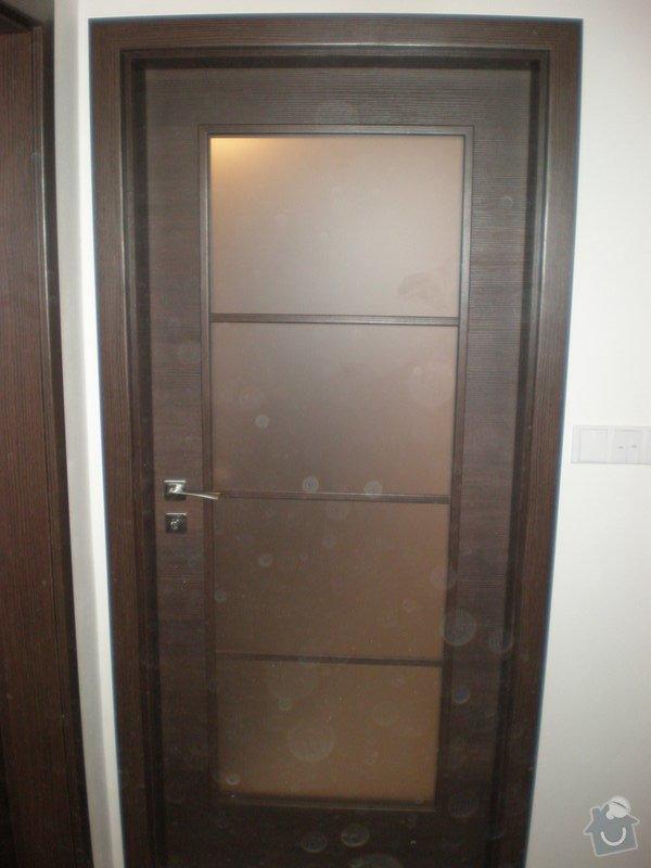 Pokládka plovoucích podlah vč montáže interiérových dveří: Snimek_3844
