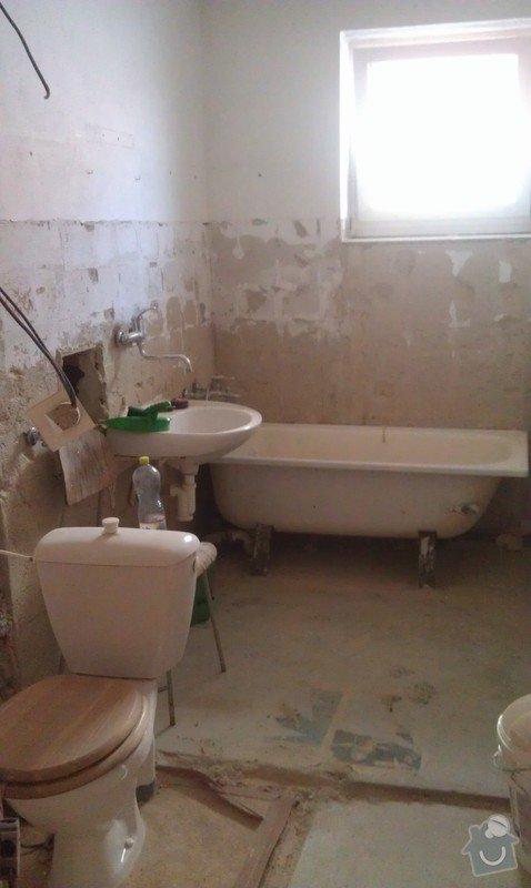 Rekonstrukce koupelny: IMAG0832