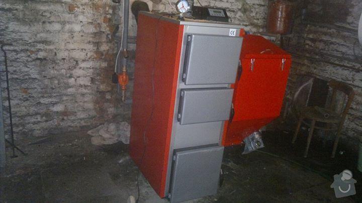 Prodej Automatický kotel Greeneco 25kW a jeho montáž.: IMG_54219588181928