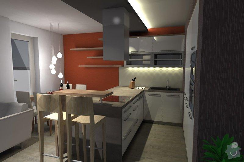 Rekonstrukce kuchyňského koutu: 02