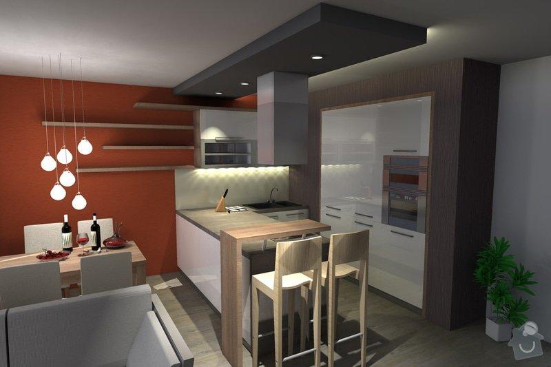 Rekonstrukce kuchyňského koutu: 03