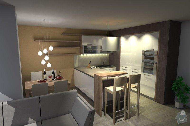 Rekonstrukce kuchyňského koutu: 04