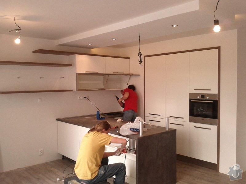 Rekonstrukce kuchyňského koutu: 05
