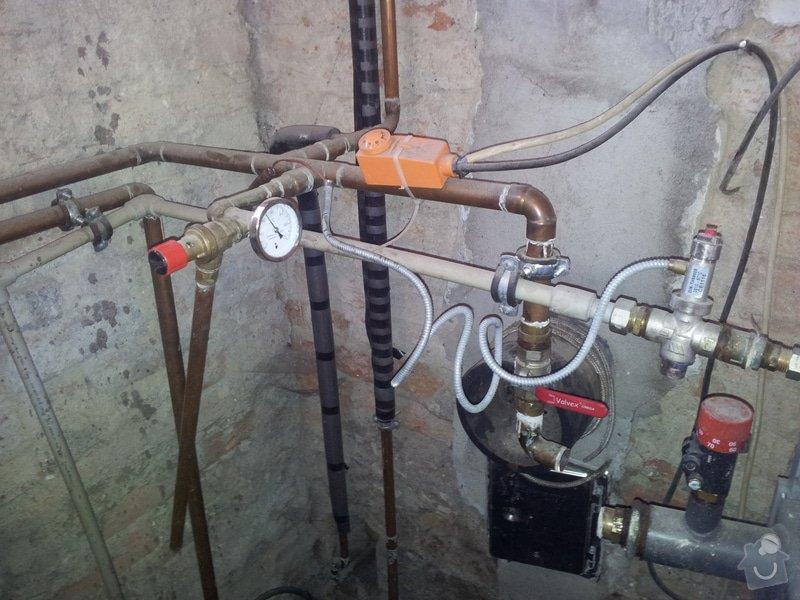 Prodej Automatický kotel Greeneco a jeho instalace.: 20131001_164811