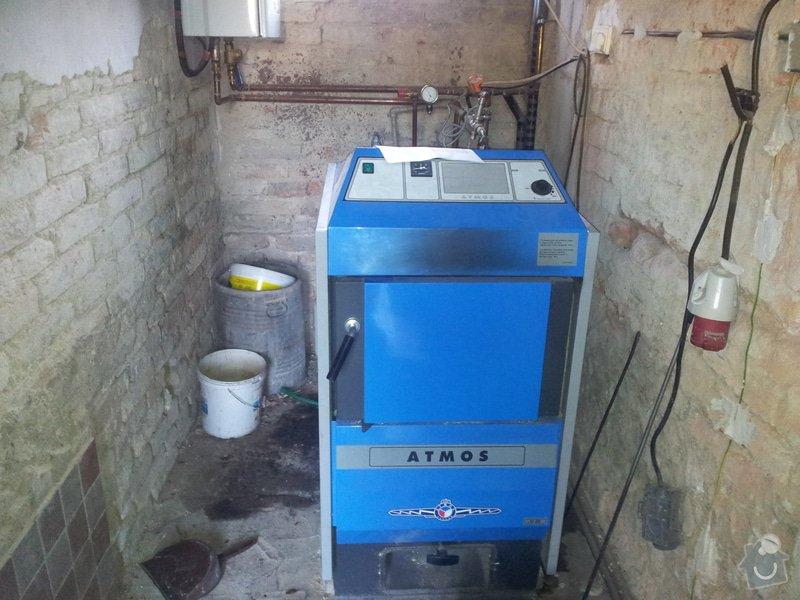 Prodej Automatický kotel Greeneco a jeho instalace.: 20131001_171101