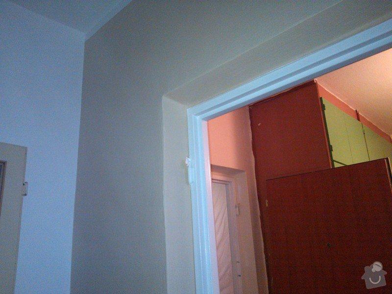 Výmalba bytu, nástřik zárubní, výměna zásuvek v bytě: Inspirace_pro_malovani_obyvaciho_pokoje_nastrik_zarubni