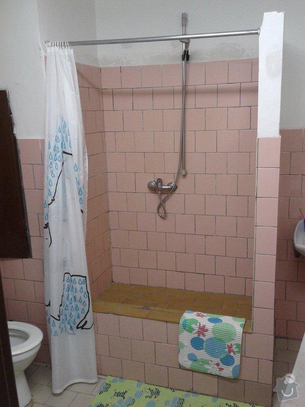 Rekonstrukce koupelny: 20140109_163722