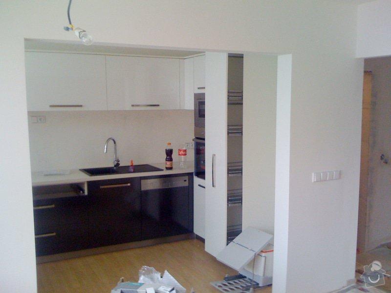 Kompletní rekonstrukce bytu v panelovém domě: 02