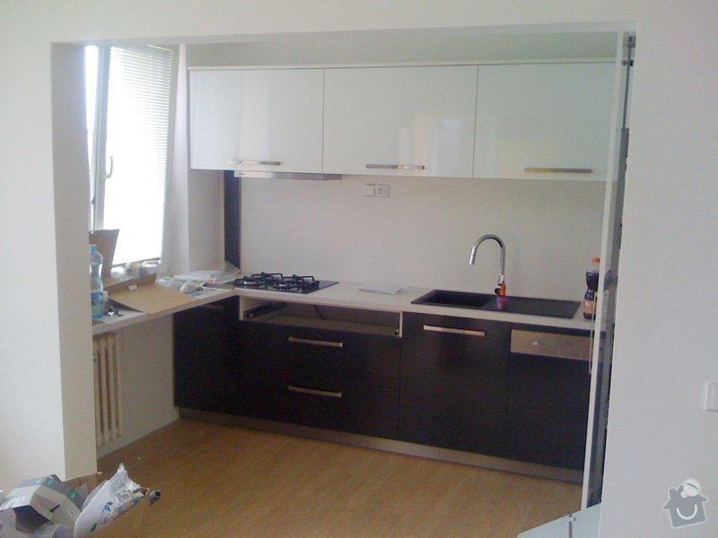 Kompletní rekonstrukce bytu v panelovém domě: 03