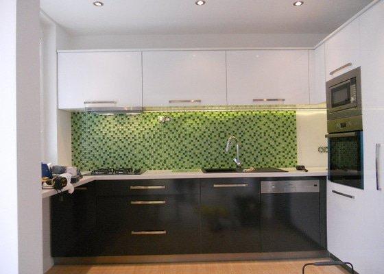 Kompletní rekonstrukce bytu v panelovém domě