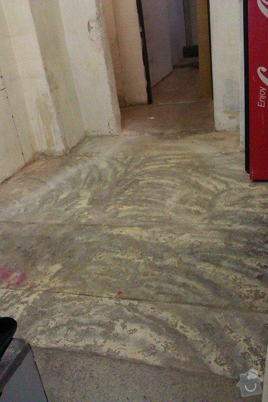 Renovace teraco podlahy: IMAG0955