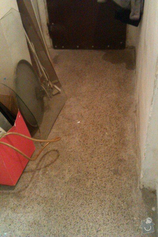 Renovace teraco podlahy: IMAG0958
