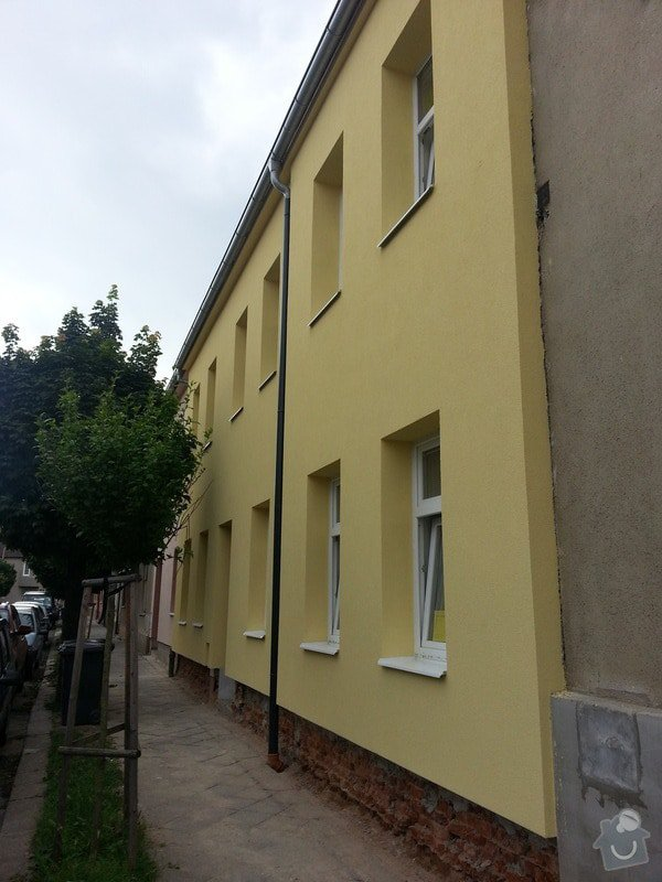 Zateplení bytového domu a rekonstrukce společných prostor.: 02