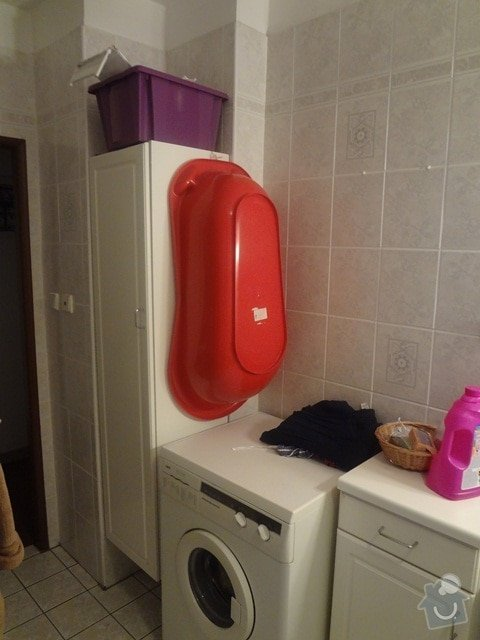 Rekonstrukce koupelny: DSC01196